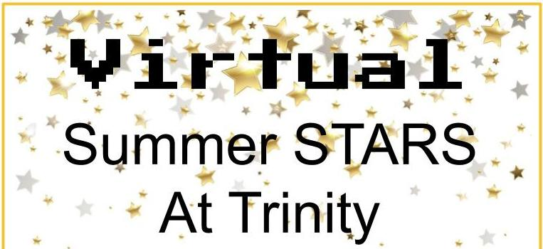 Virtual Summer at Trinity Logo